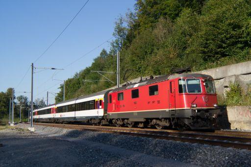 MECF , Modelleisenbahn Club Flawil , Re 4/4 II 11225 , Re 420 , Führerstandssimulator , Führerstandsimulator , Loksimulator , Kameralok , Rheintalexpress, MECF, Modelleisenbahn Club Flawil