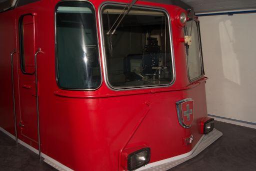 MECF , Modelleisenbahn Club Flawil , Re 4/4 II 11274 , Re 4/4 III 11365 , Re 420 , Führerstandssimulator , Führerstandsimulator , Loksimulator , Kameralok, MECF, Modelleisenbahn Club Flawil