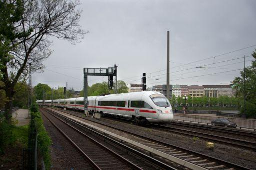 MECF , Modelleisenbahn Club Flawil , City Night Line , Hamburg , ICE 3, MECF, Modelleisenbahn Club Flawil