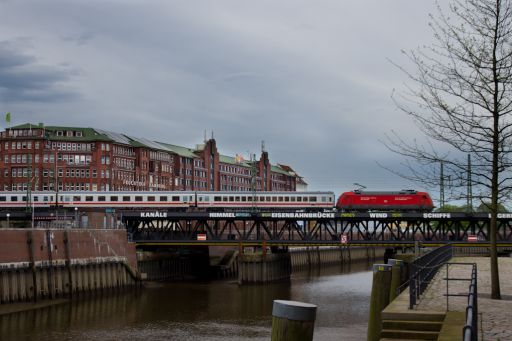 MECF , Modelleisenbahn Club Flawil , City Night Line , Hamburg , IC mit BR 101, MECF, Modelleisenbahn Club Flawil