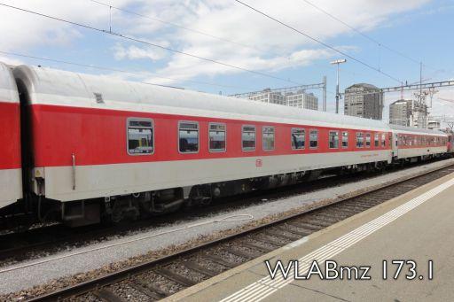 MECF , Modelleisenbahn Club Flawil , City Night Line, MECF, Modelleisenbahn Club Flawil