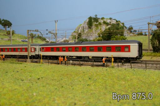 Bpm 875.0, MECF, Modelleisenbahn Club Flawil